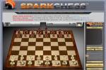 SparkChess logo