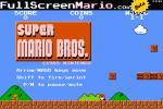 Super Mario Bross logo